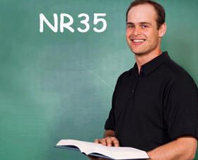 NR35 - Técninco Pode Ministrar Curso