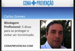 Palestrante - Carlos Gomes
