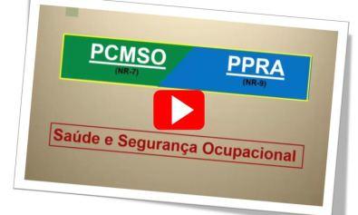 PCMSO e PPRA